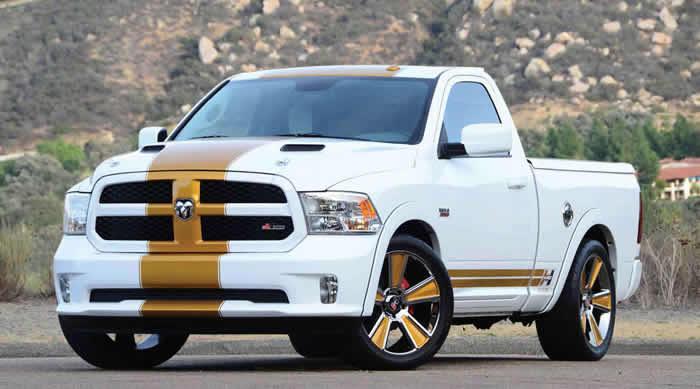 hemi ram pickup truck