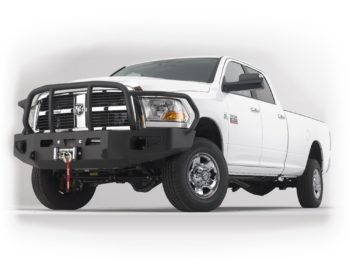 Warn Heavy Duty Bumper dodge ram