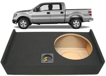 Custom Fit Ford F150 Subwoofer Enclosure