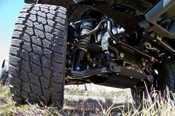 Nitto Terra Grappler Ford Tire