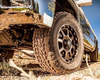 Nitto Terra Grappler off-road