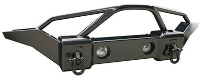 Jeep Wrangler Rampage Bumpers