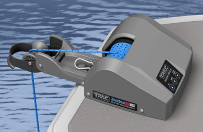 electric anchor winch