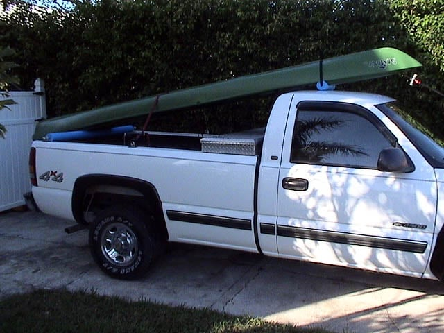 kayak loader