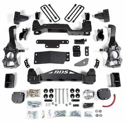BDS 1511H 2010-13 Ford F150 Raptor