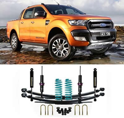 Ford Ranger Lift Kit Guide